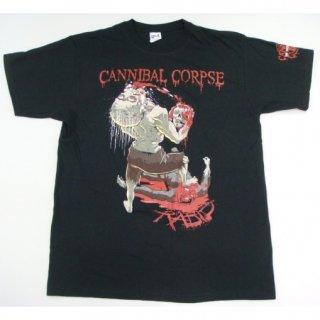 CANNIBAL CORPSE Rabid/Usa, Tシャツ