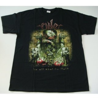 NILE Gates of Sethu Dates, Tシャツ