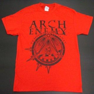 ARCH ENEMY War Eternal Symbol Red, Tシャツ