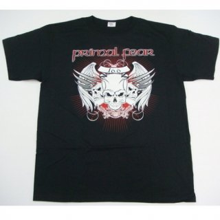 PRIMAL FEAR Winged Skull-2009 TD, Tシャツ