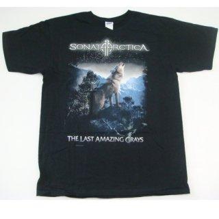SONATA ARCTICA Last Amazing Grays 2010 Dt, Tシャツ