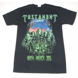 TESTAMENT Severed Heads 2016 Dates, Tシャツ