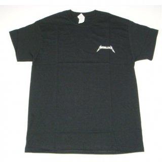 METALLICA Met Vertigo Vintage, Tシャツ