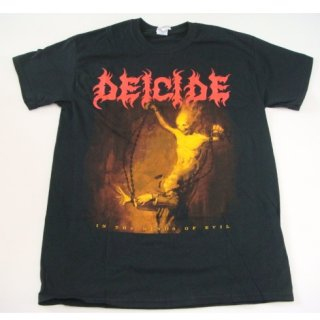 DEICIDE In The Minds of Evil 2015, Tシャツ