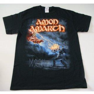 AMON AMARTH Dotg Album Cover 2014 TD, Tシャツ