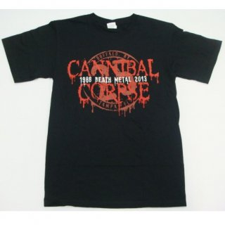 CANNIBAL CORPSE Death Metal 2013, Tシャツ