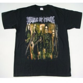CRADLE OF FILTH Band Turd, Tシャツ