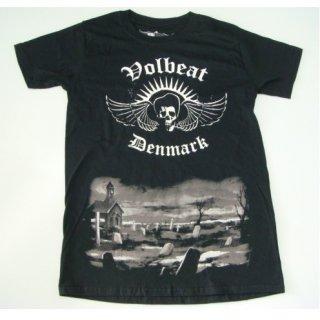 VOLBEAT Graveyard, Tシャツ