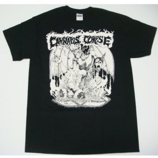 CANNABIS CORPSE Pull The Carb, Tシャツ