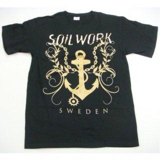 SOILWORK The Living Infinite Anchor, Tシャツ