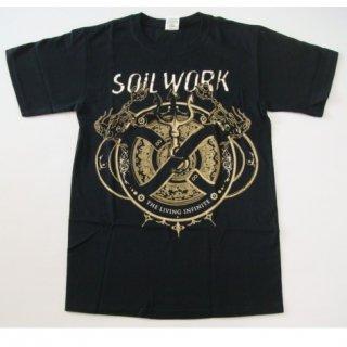 SOILWORK The Living Infinite TD, Tシャツ
