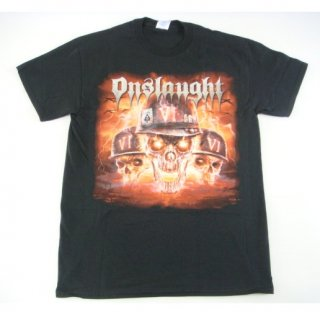 ONSLAUGHT Chaos, Tシャツ