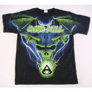 OVERKILL Lightning Tour AO, Tシャツ