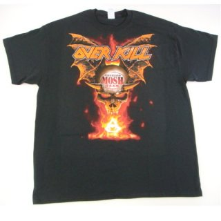 OVERKILL 09-22-15 Cleveland, Tシャツ