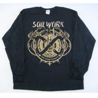 SOILWORK The Living Infinite TD, ロングTシャツ