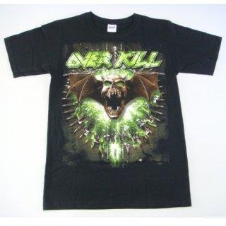 OVERKILL Bullet Skull, Tシャツ