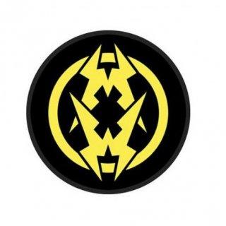 MUNICIPAL WASTE Mw Yellow, パッチ