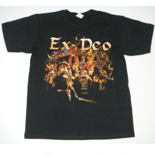 EX DEO Roma Victor, Tシャツ