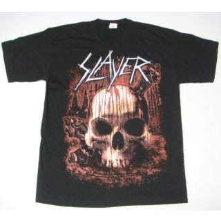 SLAYER Cross N Skull Tour, Tシャツ