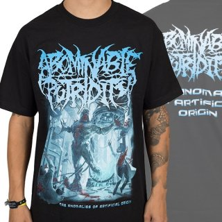 ABOMINABLE PUTRIDITY The Anomalies of Artificial Origin, Tシャツ