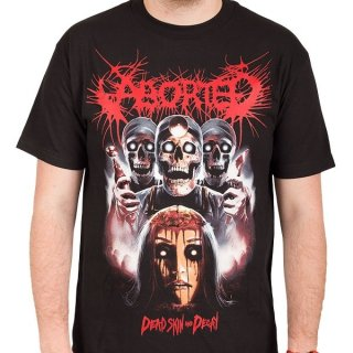ABORTED Dead Skin, Tシャツ