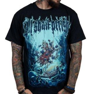 ALL SHALL PERISH Deep Sea, Tシャツ