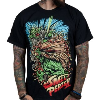 ALL SHALL PERISH Street Fighter, Tシャツ