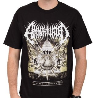 ANNIHILATED XIII Steps to Ruination, Tシャツ