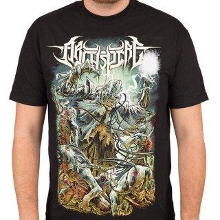 ARCHSPIRE Plague, Tシャツ