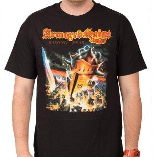 ARMORED SAINT Raising Fear, Tシャツ