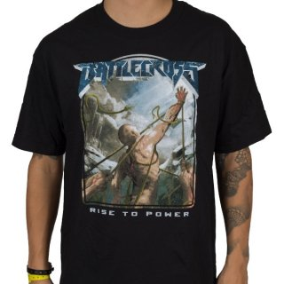 BATTLECROSS Rise to Power, Tシャツ