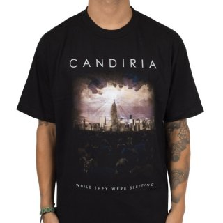 CANDIRIA While They Were Sleeping, Tシャツ