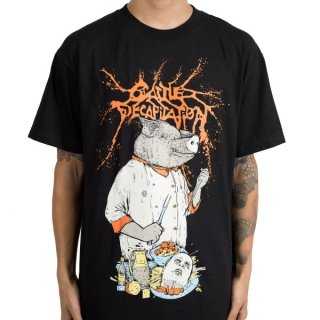 CATTLE DECAPITATION Pig Chef, Tシャツ
