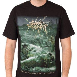 CATTLE DECAPITATION Anthropocene Extinction, Tシャツ