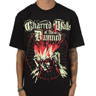 CHARRED WALLS OF THE DAMNED Blown Off, Tシャツ
