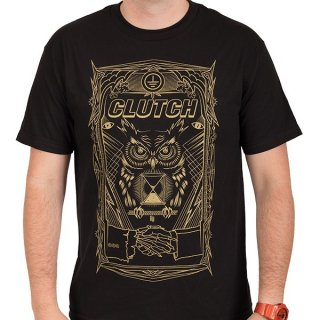 CLUTCH All Seeing Owl, Tシャツ