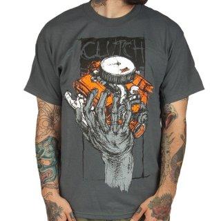 CLUTCH Hess 454, Tシャツ