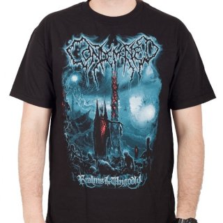 CONDEMNED Realms Of The Ungodly, Tシャツ