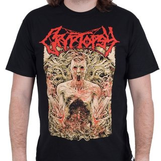 CRYPTOPSY Look At That, Tシャツ