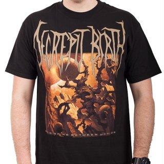 DECREPIT BIRTH Diminishing Between Worlds, Tシャツ