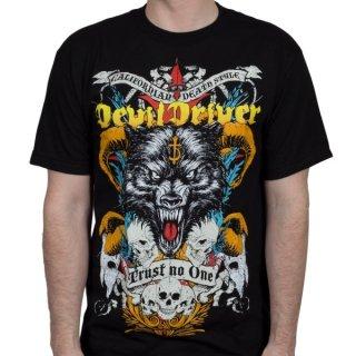 DEVILDRIVER Death Wolf, Tシャツ