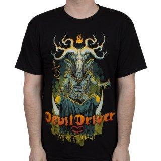 DEVILDRIVER Baphomet, Tシャツ