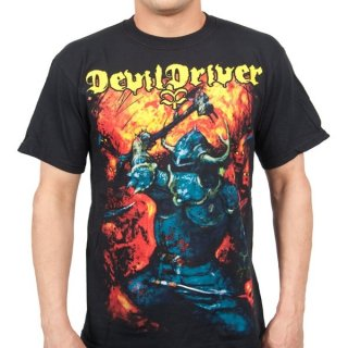 DEVILDRIVER Warrior, Tシャツ