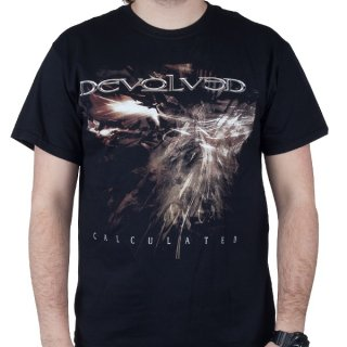 DEVOLVED Calculated, Tシャツ
