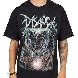 DISGORGE All Shall Perish, Tシャツ