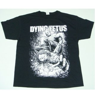 DYING FETUS Curb Stomp, Tシャツ