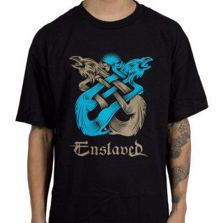 ENSLAVED Ravens, Tシャツ