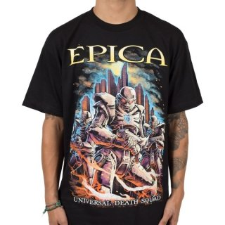 EPICA Universal Death Squad, Tシャツ