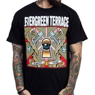 EVERGREEN TERRACE Almost Home, Tシャツ
