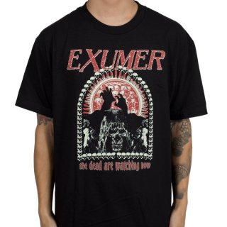 EXUMER The Dead Are Watching Now, Tシャツ